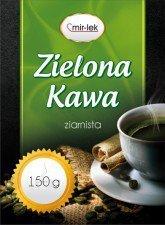 MIR-LEK zielona kawa ZIARNISTA 150g