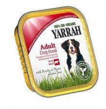 YARRAH bio kawałki dla psa kurczak + WOŁOWINA 150g
