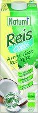 NATUMI bio bezglutenowy napój ryżowy KOKOSOWY 1l