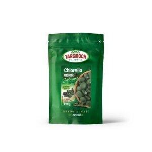 Chlorella w tabletkach 250 g Targroch - tabletki 1000 x 250 mg