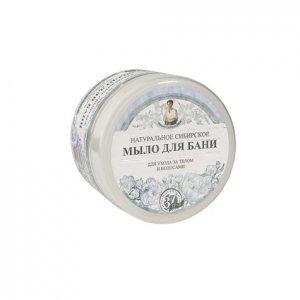 BA Mydło do ciała i włosów białe naturalne RUS 500 ml