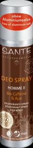 HOMME DEUX Dezodorant spray z bio-kofeiną i açai
