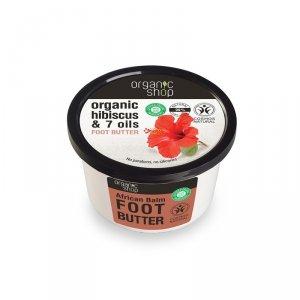 Masło do stóp regenerujące afrykańskie 250 ml