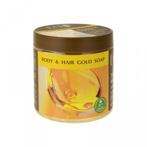 Mydło do ciała i włosów Złote 450 ml