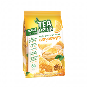 Napój herbaciany o smak cytrynowym w proszku 300 g Celiko