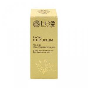 Serum-fluid do twarzy do cery tłustej i mieszanej 30 ml