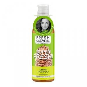 Szampon do włosów odżywczy cedrowy 245 mlFito
