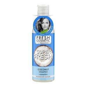 Szampon do włosów laminujący kokosowy 245 ml Fito