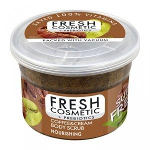 Peeling do ciała kawowo-śliwkowy 180 ml Fito