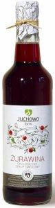 SYROP ŻURAWINOWY BIO 500 ml - JUCHOWO (FUNDACJA)