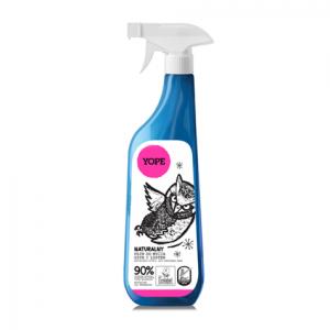 YOPE Naturalny płyn do mycia szyb i luster 750ml