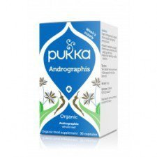 PUKKA bio tabletki ANDROGRAPHIS 30szt