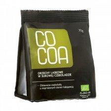 COCOA bio orzechy w czekoladzie LASKOWE 70g