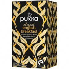 PUKKA bio herbata czarna ENGLISH BREAKFAST 20szt