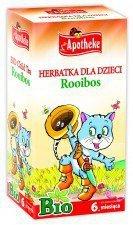 APOTHEKE bio herbata dla dzieci ROOIBOS 20x1.5g