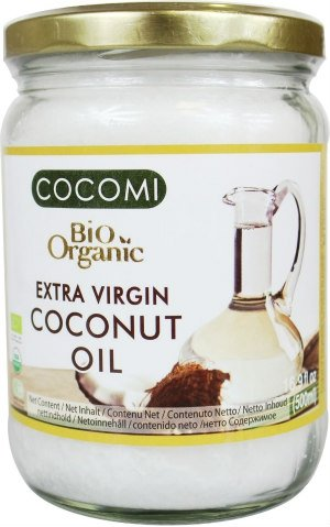 COCOMI olej extra virgin KOKOSOWY 500ml