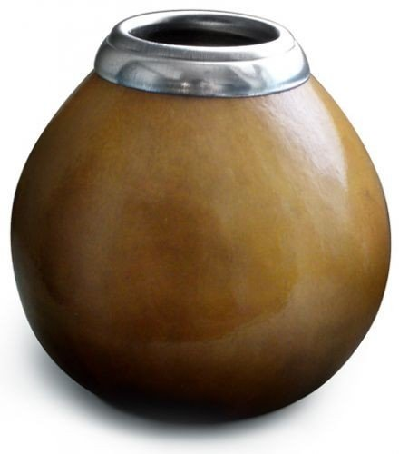 MATERO Z TYKWY 200-250 ml - ORGANIC MATE GREEN