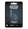 Warhammer 40K - Space Marines Primaris Lieutenant with Power Sword