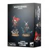 Warhammer 40K - Daemonifuge Ephrael Stern and Kyganil