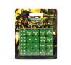 Warhammer 40K - Orks Dice Set