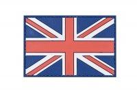 Naszywka 3D - Flaga UK