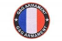 Naszywka G&G - Francja