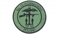 Combat-ID - Naszywka JWK ZB B Lubliniec - OD - Gen I
