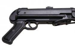AGM - Replika MP40 MP007 - czarny