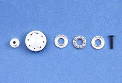 Aluminiowa, łożyskowana głowica tłoka - GUARDER
