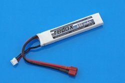 Akumulator Redox LiPo 850 mAh 7,4V 20C