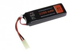 GFC - Akumulator LiPo 7,4V 2200mAh 25C
