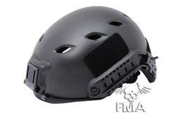 FMA - Replika kasku FAST BJ - czarny (L/XL)