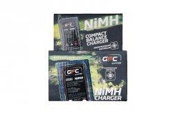 GFC - Mikroprocesorowa ładowarka NiMH