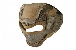 Pełna maska stalowa V7 - ATC