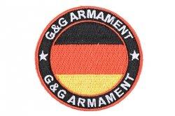 Naszywka G&G - Niemcy