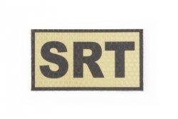 Naszywka IR - SRT - tan