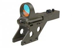 Replika kolimatora SeeMore Reflex Sight do pistoletów Hi-Capa - oliwkowy