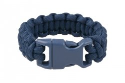 Bransoleta survivalowa Classic Cobra - dark blue