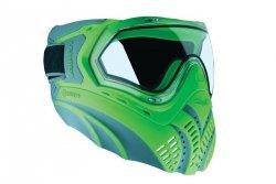 Maska Identity - zielone/szare