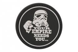 Naszywka 3D - Empire Needs You