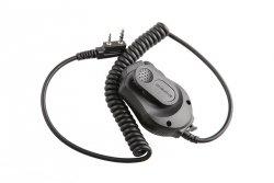 Baofeng - Mikrofonogłośnik PTT S-82 - Kenwood