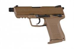 Replika pistoletu Heckler&Koch HK45CT - Tan