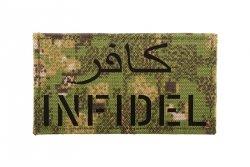 Naszywka IR - Infidel - Pencott™ GreenZone