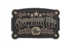 Naszywka Cowboy Up PVC - Urban