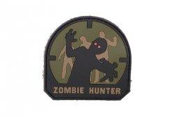Naszywka Zombie Hunter PVC - Forest