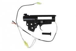 Specna Arms - Specna Arms - Kompletnygearbox V3 QD z mikrostykiem