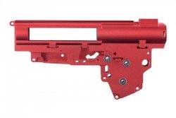 Specna Arms - Aluminiowy szkielet gearboxa V3 CNC - QD