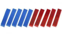 101 Inc. - Zestaw opasek Velcro - 10 szt.
