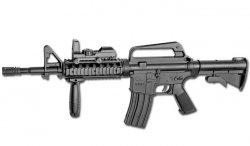 ASG - Armalite M15 A1 Carbine - Sprężynowy - Discoveryline - 17347
