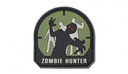 4TAC - Naszywka 3D - Zombie Hunter